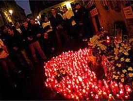 Los porteros se manifiestan por las víctimas de 'Heaven'