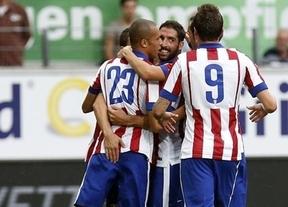 El Atleti recupera el gol en el debut de Griezmann