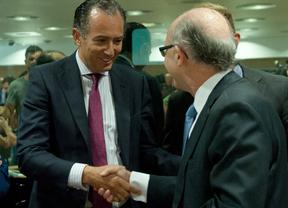 El consejero de Economía de Madrid y el ministro de Hacienda