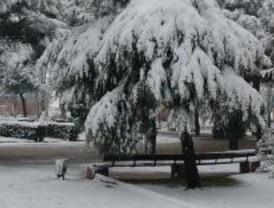 Parla activa el Plan de Emergencias por la nevada