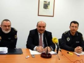 Disminuyen los homicidios en Alcalá en el segundo semestre de 2009