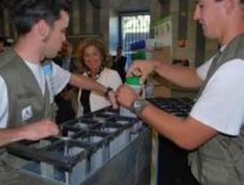 35.000 alumnos aprenden a reciclar aceite