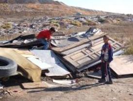 Latina: Seis millones para el desmontaje del poblado marginal 'Las Mimbreras'