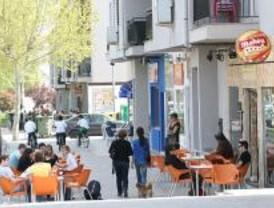 Mercadillo solidario de libros en Villanueva de la Cañada