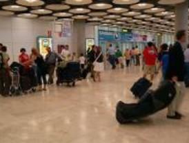 Tres detenidos en el aeropuerto de Barajas con 12 kilos de cocaína