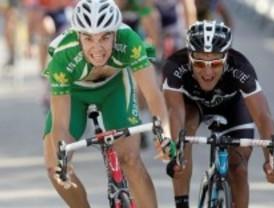 Daniel Díaz lidera la Vuelta a la Comunidad
