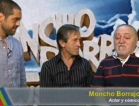 Moncho Borrajo presenta 'Golfus Hispanicus'