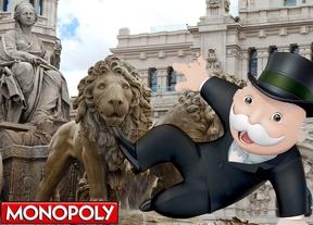 Madrid entra en el tablero del Monopoly