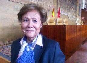 Muere Rosa Posada, vicepresidenta primera de la Asamblea de Madrid