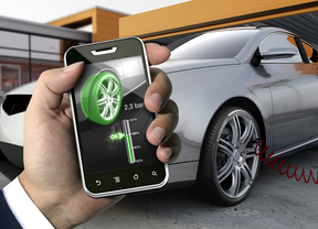 Continental desarrolla neumáticos inteligentes