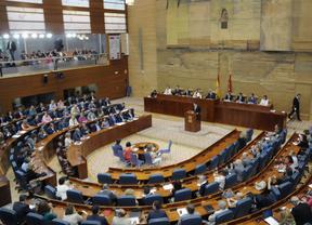 La Asamblea rechaza la comparecencia de Aguirre, Gallardón, Rato y Blesa sobre Caja Madrid