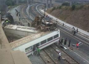 80 muertos en el descarrilamiento de un tren en Santiago de Compostela