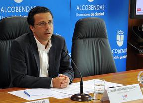 Javier Fernández-Lasquetty, hoy en Alcobendas