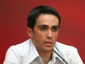 Contador, primer clasificado en el ranking mundial 2009 de la UCI