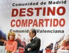 Madrid y Valencia colaboran pra potenciar su turismo a través de distintos acuerdos