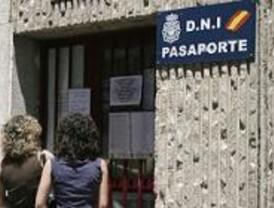 La oficina de expedición del DNI de Ciudad Lineal ya funciona con normalidad