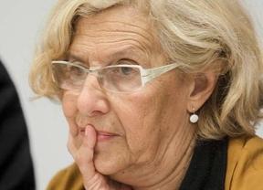 Carmena presenta a los bancos sus iniciativas para evitar desahucios y crear un parque de viviendas sociales