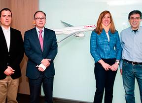 Principio de acuerdo entre Iberia y los tripulantes de cabina