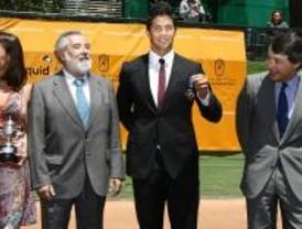Madrid rinde homenaje a sus tenistas Verdasco y Ruano