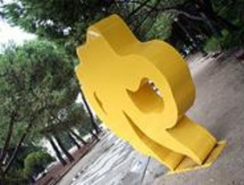 La escultura monumental llega a los Jardines de Sabatini