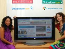 Cristina del Valle y Carmen París: