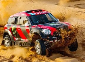Nani Roma intentará revalidar el título en el Dakar