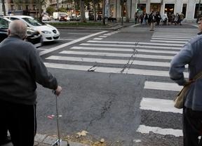 La operación asfalto afecta a varias calles de la capital