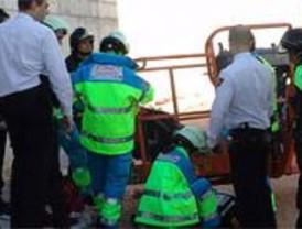 Muere un obrero electrocutado en Móstoles