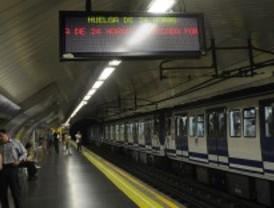Desconvocada la huelga de Metro de junio