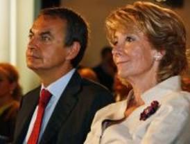Aguirre llama a Zapatero 'sindicalista retrógrado', 'piquetero' y 'prepotente'