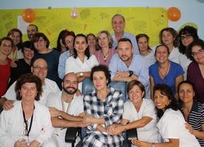 El equipo médico de Teresa Romero reconoce que temió por su vida