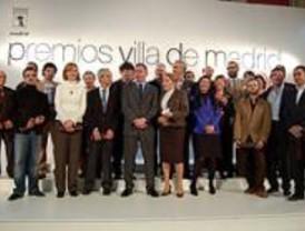 Los Premios Villa de Madrid cumplen 75 años