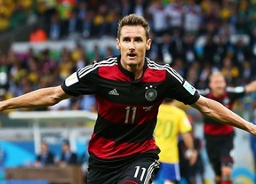 Histórica derrota de Brasil ante Alemania (1-7)