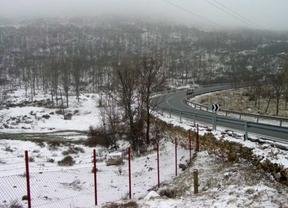 Mínimas de hasta 8 grados bajo cero en la Sierra hasta el sábado