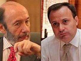 El alcalde de Coslada niega haber hablado con Rubalcaba