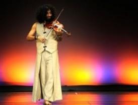 El violín de Ara Malikian, en el Teatro Bellas Artes