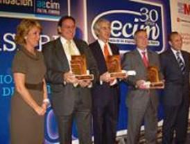 Aecim entrega los Premios Empresariales del Metal de 2007