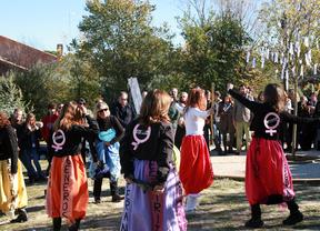 Las Rozas homenajea a las víctimas de violencia machista