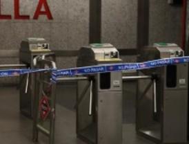 Metro cierra a las 21.30 horas esta Nochebuena