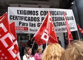 Los trabajadores sociosanitarios reclaman su acreditación profesional