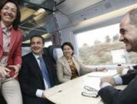 Zapatero inaugura el AVE Madrid-Málaga