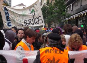 Madrid participa en la marcha mundial de la marihuana
