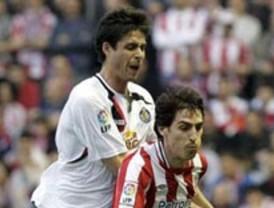 Manu y Pedro León salvan al Getafe en San Mamés