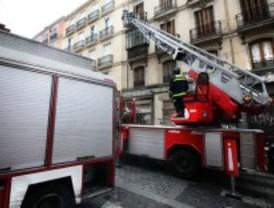 Fallece una mujer en Ciudad Lineal al incendiarse su vivienda mientras dormía