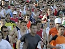 Debut con victoria en el medio maratón