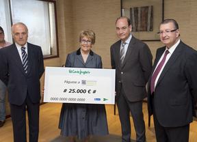 El Corte Inglés dona 25.000 euros a la Asociación Semilla