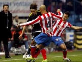El Atlético deja vivo al Getafe en un partido que pudo ganar cualquiera