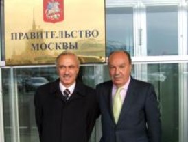 Profesores y alumnos de Las Rozas viajan a Rusia por convenio