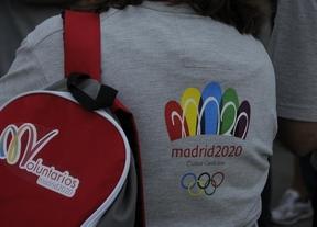 Varón madrileño de 21 años, el perfil de voluntario para la candidatura olímpica