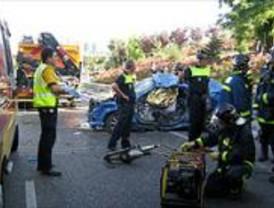 Muere un ex consejero de Leguina en accidente de tráfico en la M-30